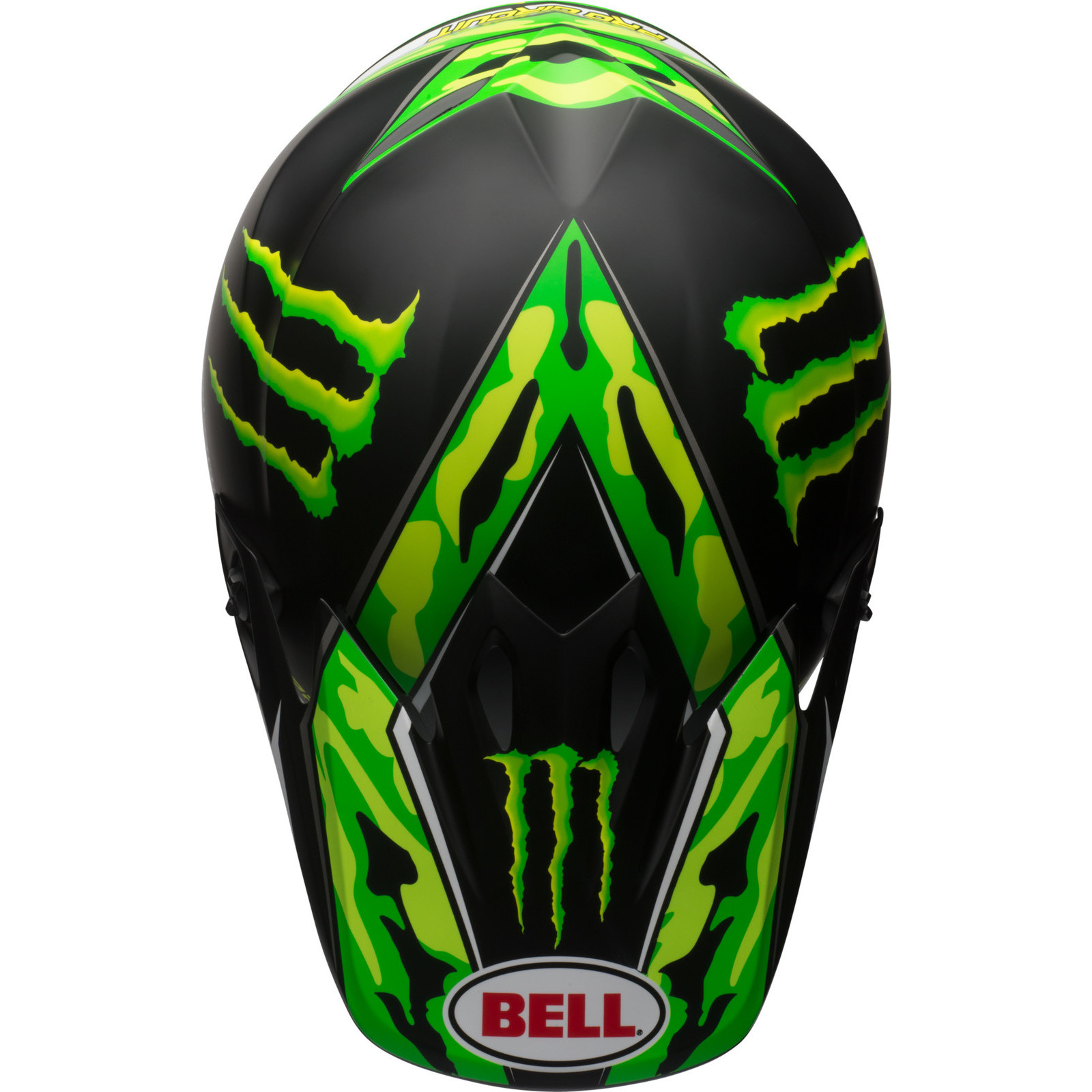 bell mx 9 mips monster pro circuit replica motocross helmet mx off road vented ebay. Black Bedroom Furniture Sets. Home Design Ideas