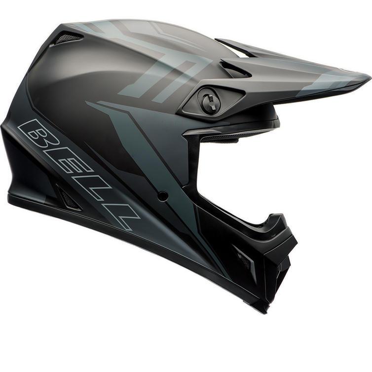 Bell MX-9 MIPS Barricade Motocross Helmet