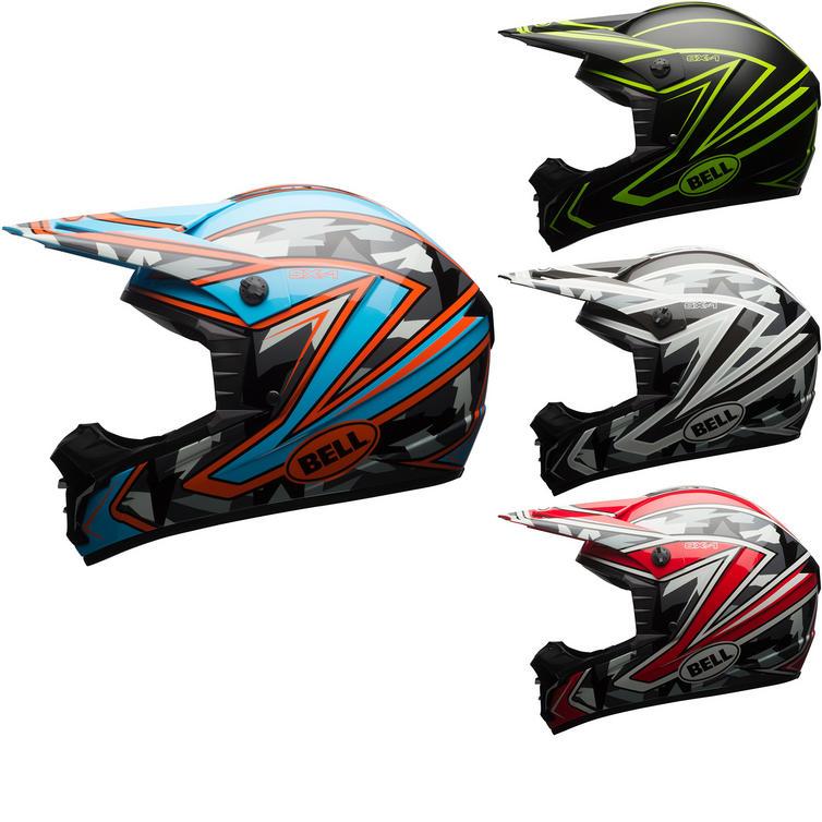 Bell SX-1 Whip Motocross Helmet