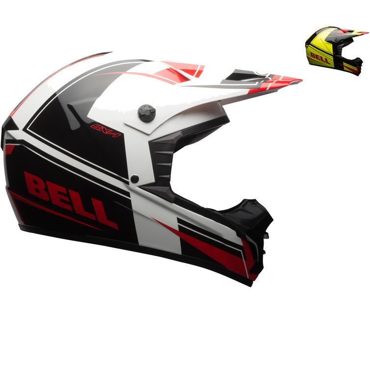 Bell SX-1 Holeshot Motocross Helmet