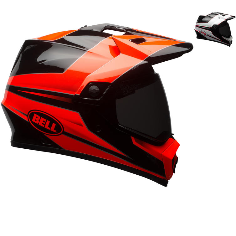 Bell MX-9 Adventure MIPS Stryker Dual Sport Helmet