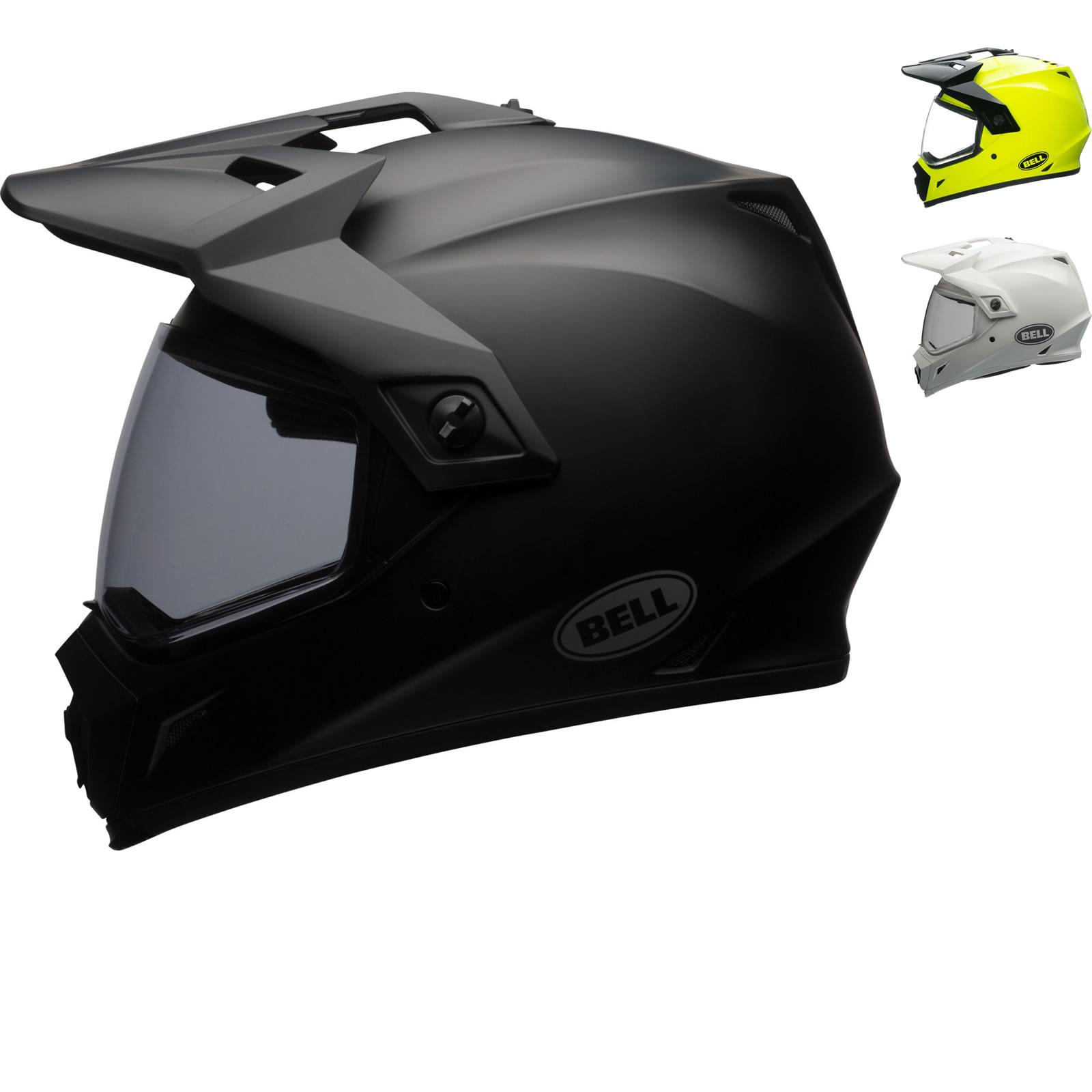 Bell Dual Sport Helmet >> Bell MX-9 Adventure MIPS Solid Dual Sport Helmet - Bell - Ghostbikes.com