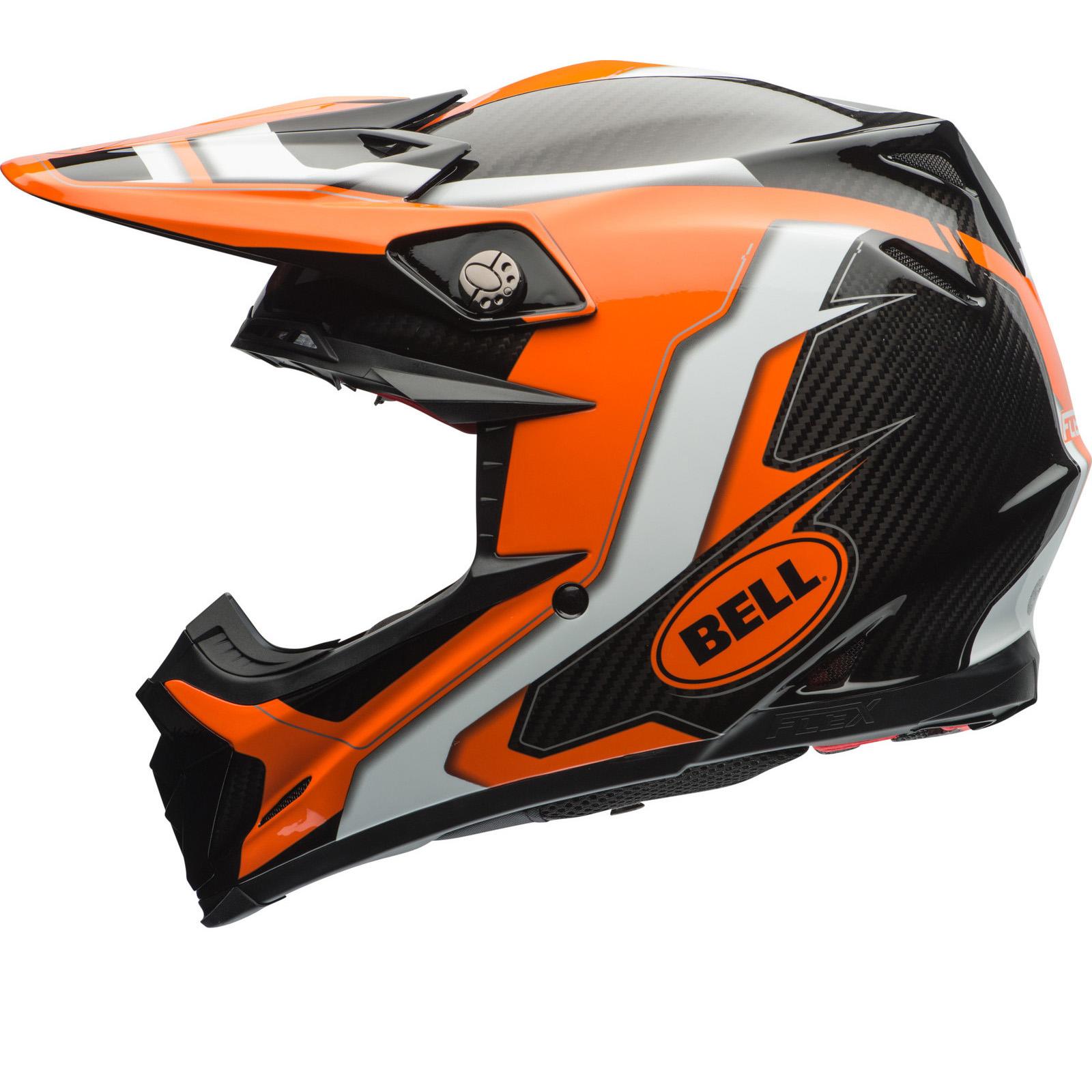 bell moto 9 flex factory motocross helmet bell. Black Bedroom Furniture Sets. Home Design Ideas