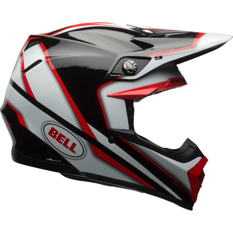 bell moto 9 spark motocross helmet bell. Black Bedroom Furniture Sets. Home Design Ideas