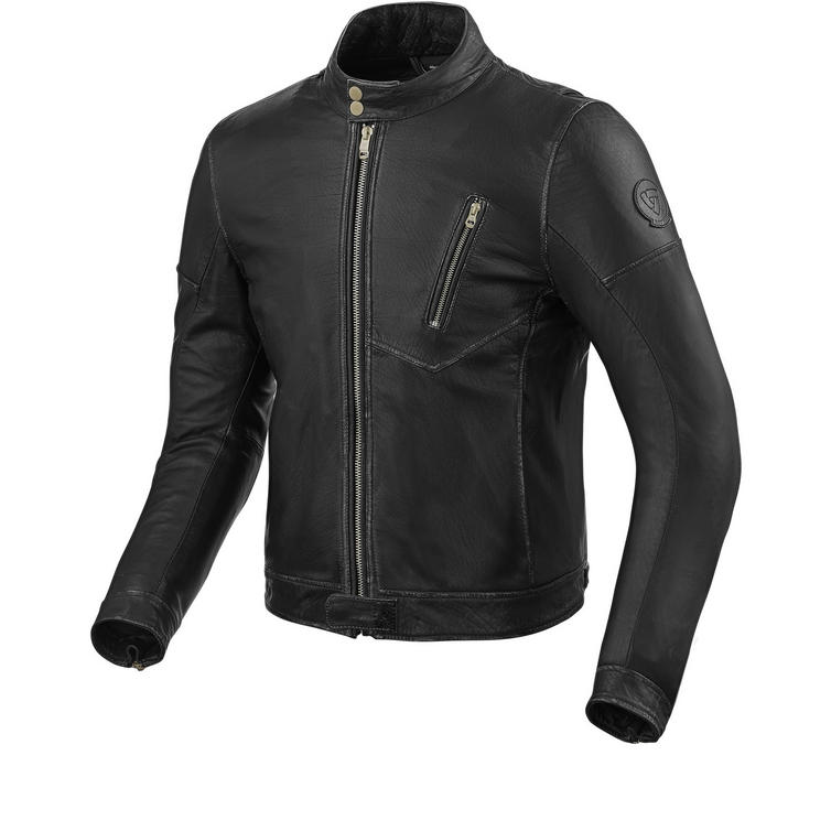 Rev It Albright Leather Motorcycle Jacket