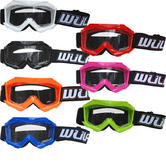 Wulf Cub Tech Junior Motocross Goggles
