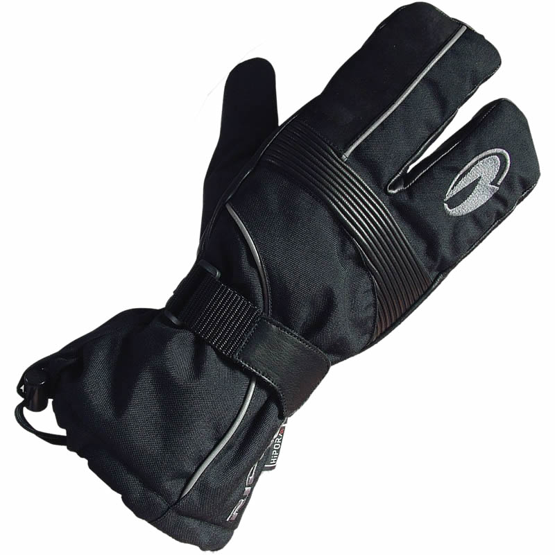 Short Cuff Winter Motorcycle Gloves