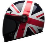 Bell Bullitt Carbon Spitfire Motorcycle Helmet