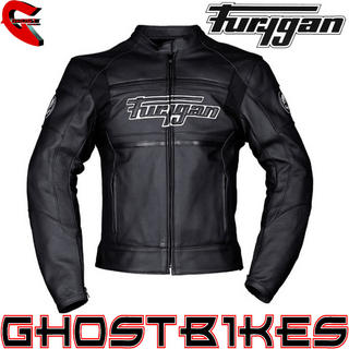 Furygan Houston Amo 2 Leather Motorcycle Jacket