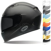Bell Qualifier DLX MIPS Solid Motorcycle Helmet & Visor
