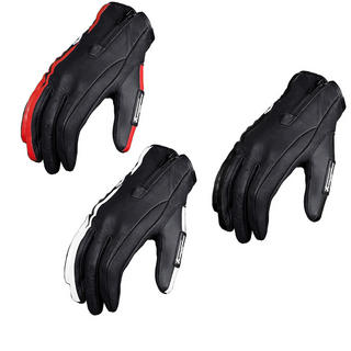Furygan Highway Leather Motorcycle Gloves