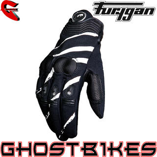 Furygan Jet Evo Short Motorcycle Gloves