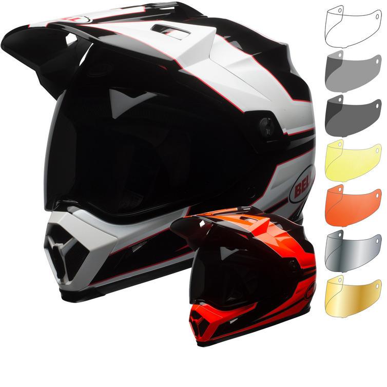 Bell MX-9 Adventure MIPS Stryker Dual Sport Helmet & Visor