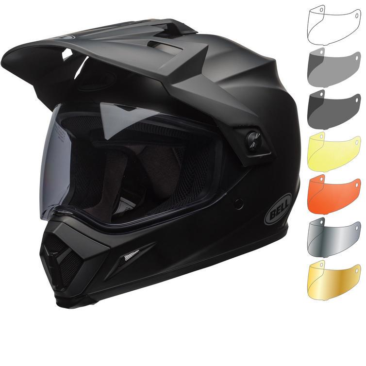 Bell MX-9 Adventure MIPS Solid Dual Sport Helmet & Visor