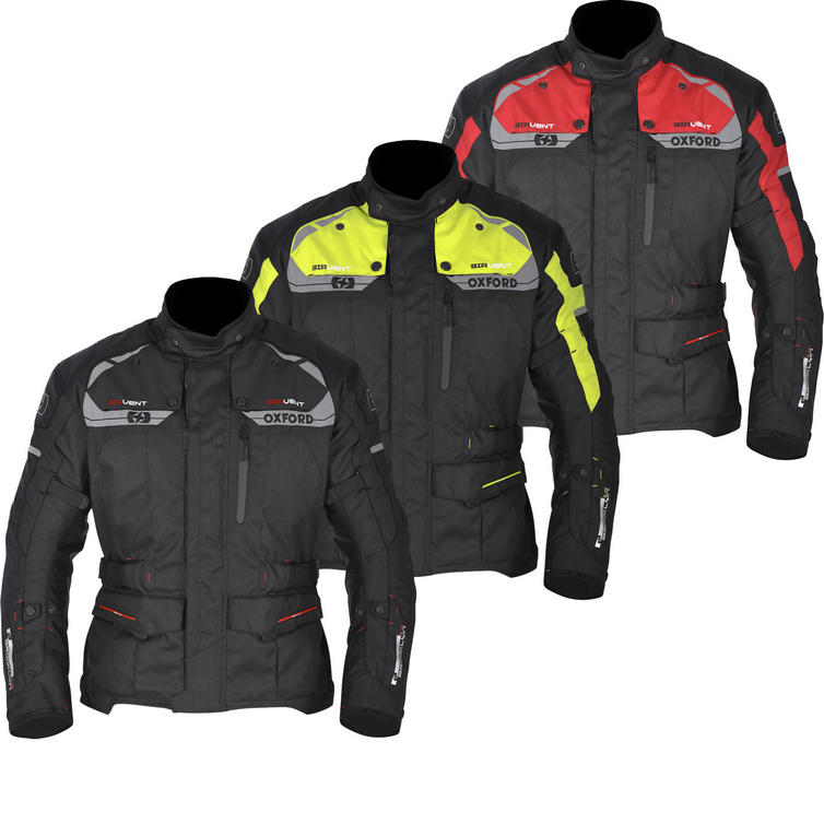 Oxford Brooklyn 1.0 Long Motorcycle Jacket