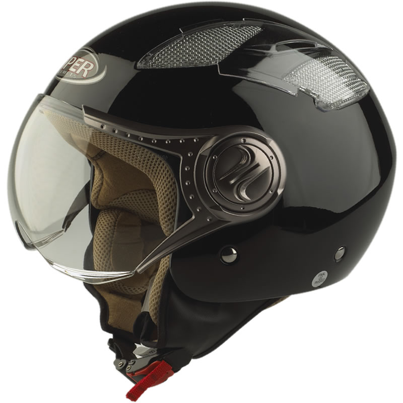 Motorcycle Helmets Open Face Helmet Open Face