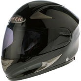 View Item Viper RS-44 Plain Motorcycle Helmet