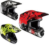 HJC CS-MX II Graffed Motocross Helmet
