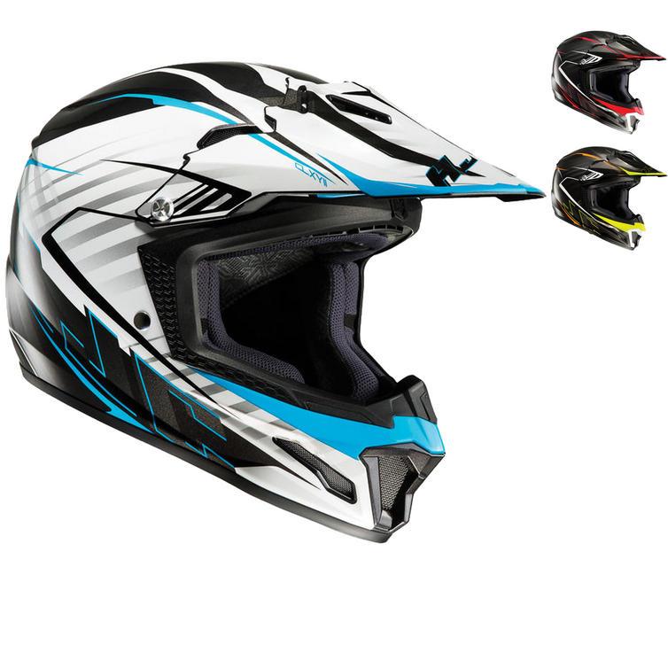 HJC CL-XY II Blaze Youth Motocross Helmet