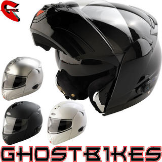 View Item Viper RS-V131 Bluetooth 4 Motorcycle Helmet