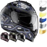 HJC IS-17 Uruk Motorcycle Helmet & Visor