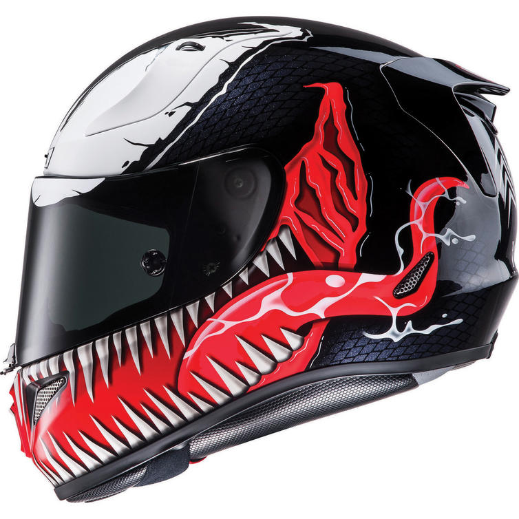 hjc rpha 11 venom motorcycle helmet visor full face helmets. Black Bedroom Furniture Sets. Home Design Ideas