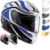 HJC RPHA 11 Vermo Motorcycle Helmet & Visor