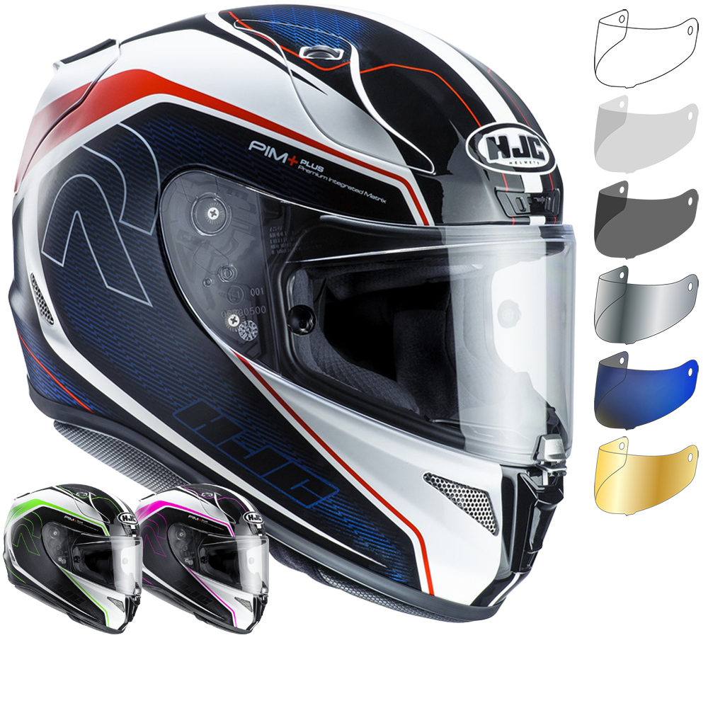 hjc rpha 11 darter motorcycle helmet visor full face helmets. Black Bedroom Furniture Sets. Home Design Ideas