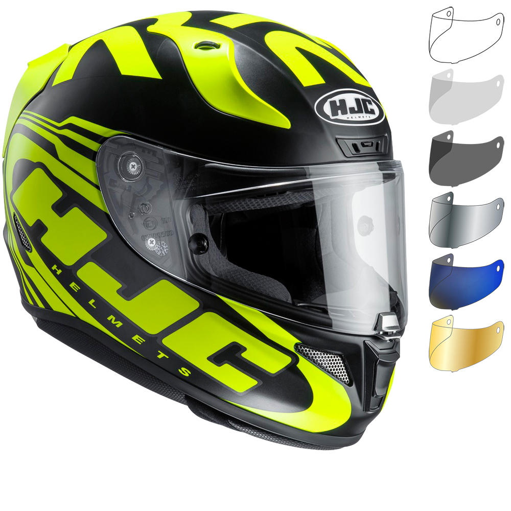 hjc rpha 11 eridano motorcycle helmet visor full face. Black Bedroom Furniture Sets. Home Design Ideas