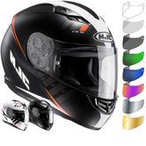 HJC CS-15 Space Motorcycle Helmet & Visor