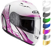 HJC CS-15 Valenta Ladies Motorcycle Helmet & Visor