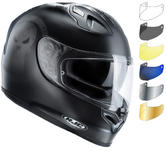 HJC FG-ST Punisher Motorcycle Helmet & Visor