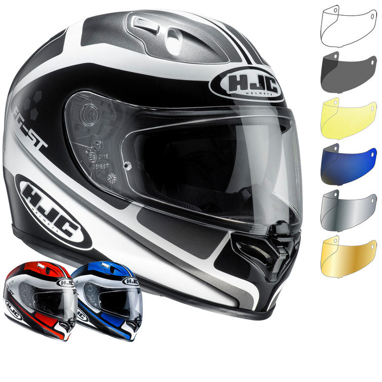 HJC FG-ST Cinnati Motorcycle Helmet & Visor