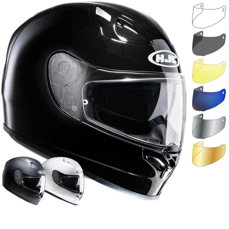 HJC FG-ST Plain Motorcycle Helmet & Visor
