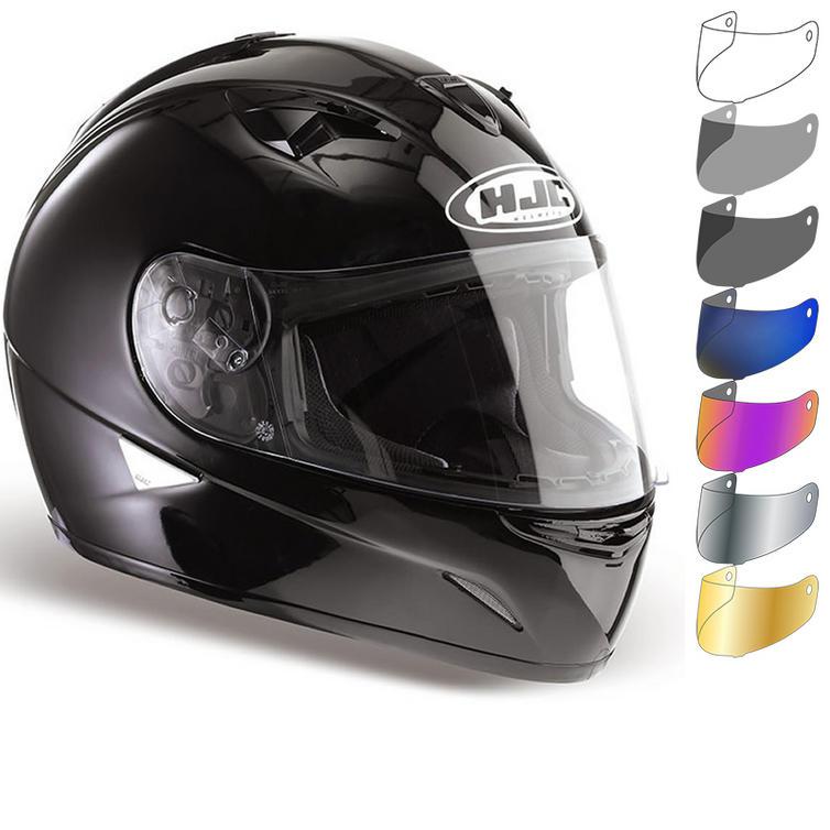 HJC TR-1 Plain Motorcycle Helmet & Visor