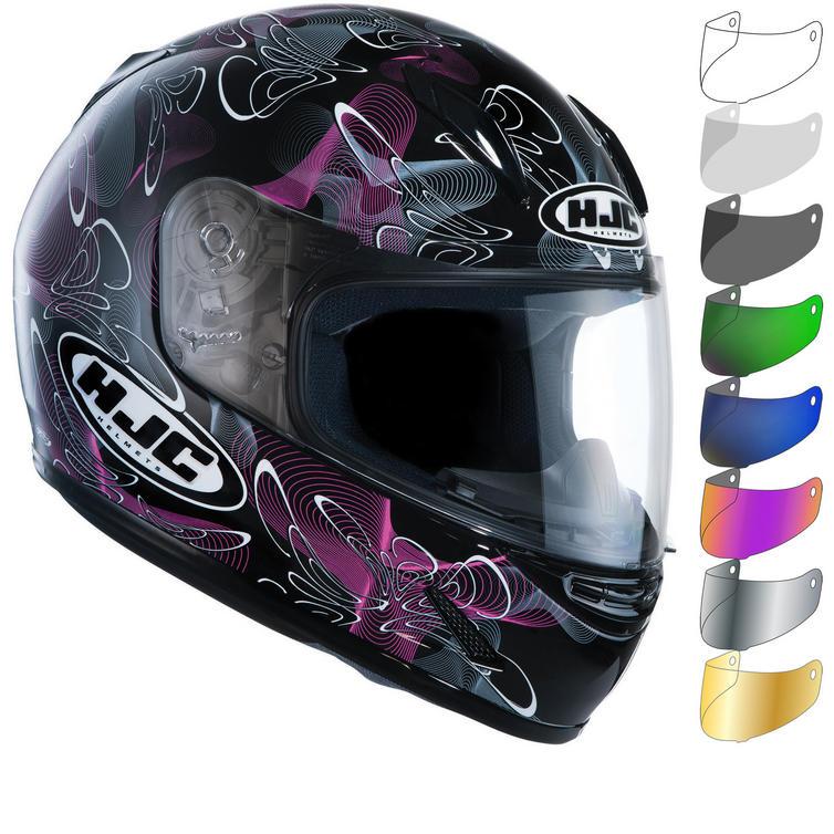 HJC CL-Y Tableau Ladies Motorcycle Helmet & Visor