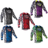 View Item Fly Racing 2012 Evolution Motocross Jersey