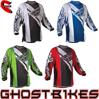 View Item Fly Racing 2012 F-16 Motocross Jersey
