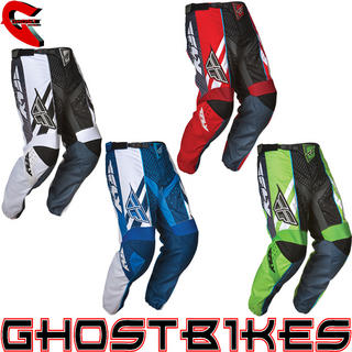 Fly Racing 2012 F-16 Motocross Pants