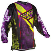 Fly Racing 2012 F-16 LTD Motocross Jersey