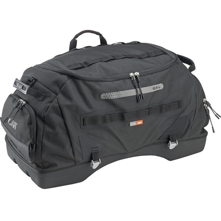 Givi Ultima-T Range Waterproof Top Bag 65L Black (UT806)