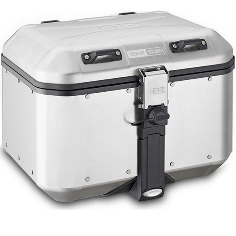 Givi Trekker Dolomiti Monokey Top Case 46L Aluminium (DLM46A)