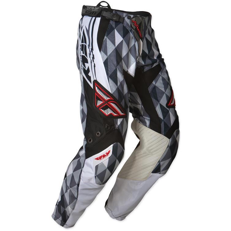 Fly Racing 2012 Kinetic Air Mesh Motocross Pants