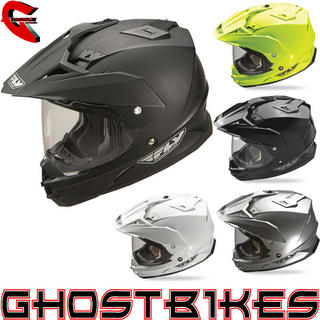 View Item Fly Racing Trekker Dual Sport Helmet