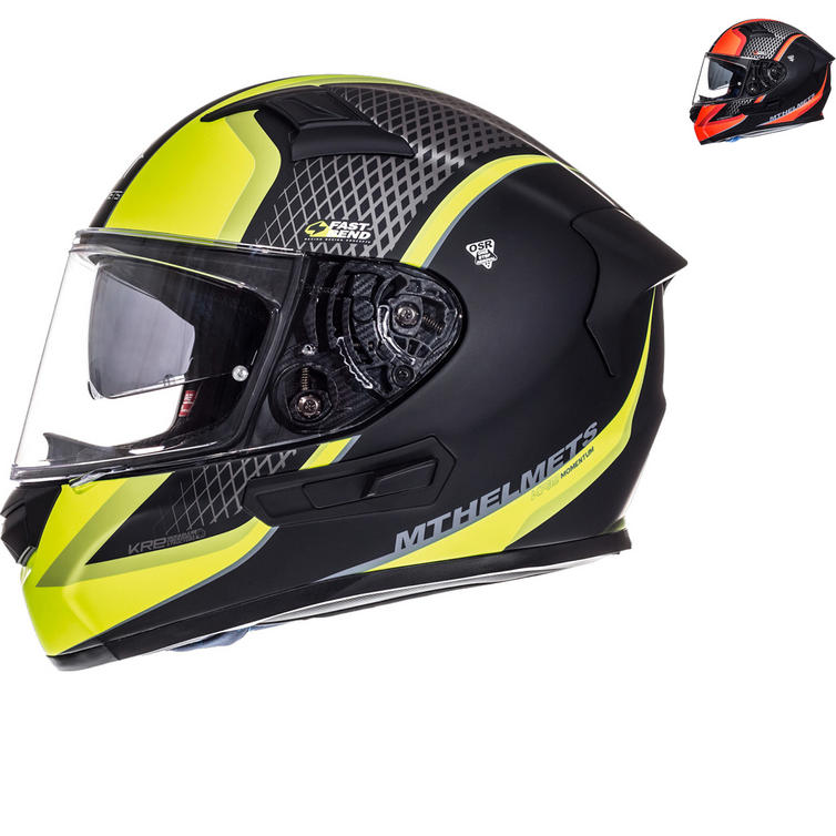 MT KRE SV Momentum Motorcycle Helmet