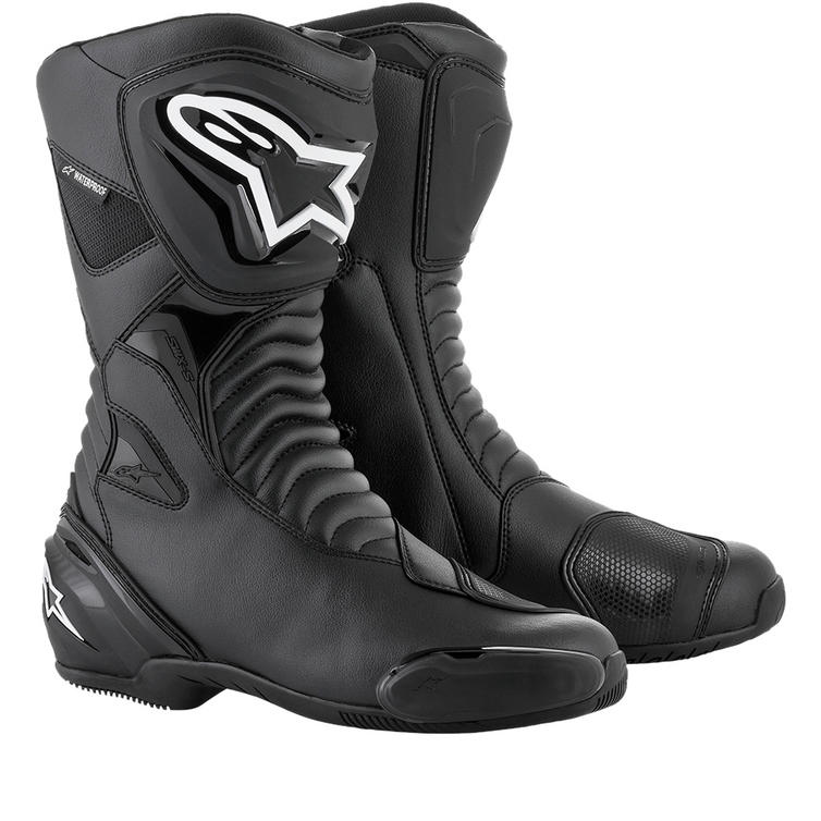 Alpinestars SMX-S WP Motorcycle Boots