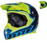 MT Synchrony Spec Motocross Helmet
