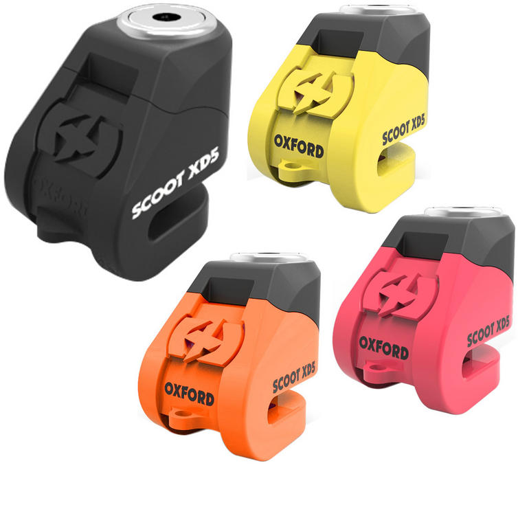 Image of Oxford Scoot XD5 Disc Lock (5mm Pin)