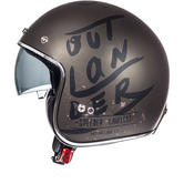 MT Le Mans SV Outlander Open Face Motorcycle Helmet