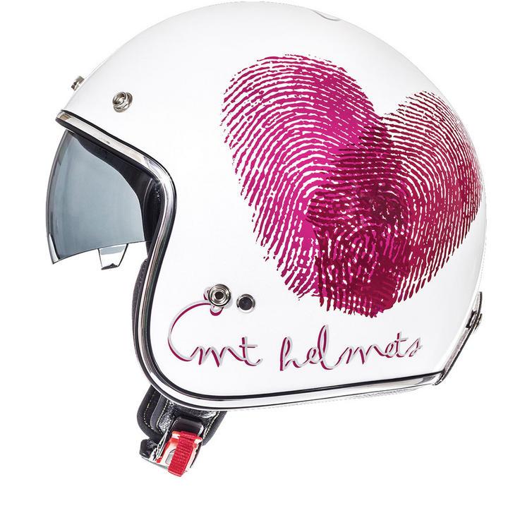 MT Le Mans SV Love Open Face Motorcycle Helmet